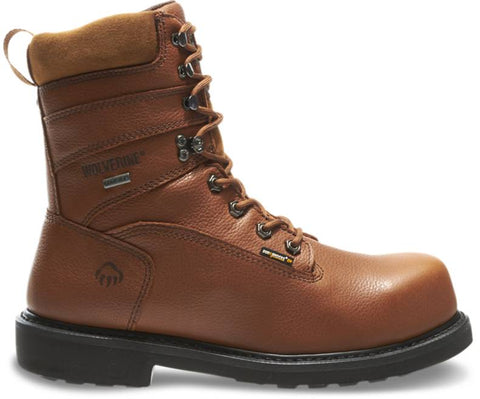 "Wolverine DuraShocks Waterproof Composite-Toe 8"" Work Boot"