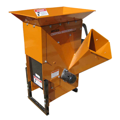 Woods 5000 Chipper/Shredder
