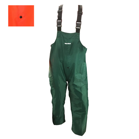 Watershed Stormcreek Bib Overall Rainwear