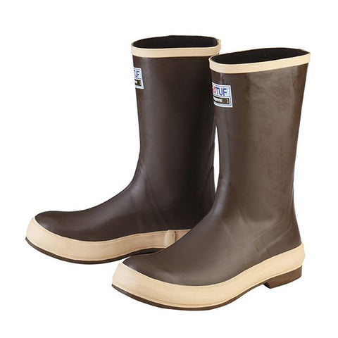 "XTRATUF 15"" NON-INSULATED RUBBER BOOT"