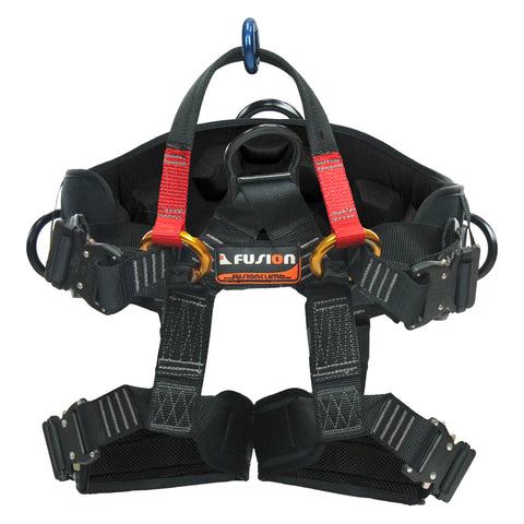 ARBORIST MAX HARNESS BY FUSION TCH-400