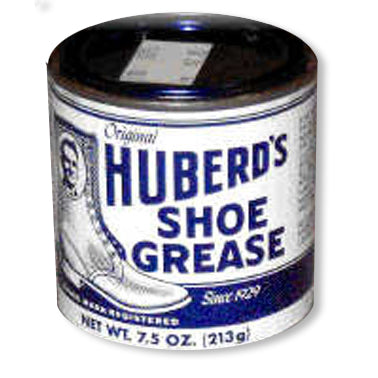 Huberd's Shoe Grease (7.5 oz can)