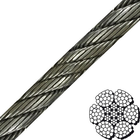 Swaged Wirerope
