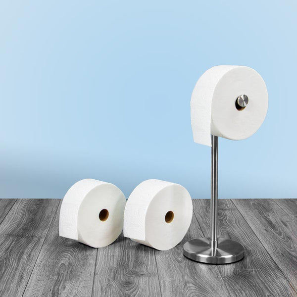 Freedom Roll Starter Kit for 1-User Bathroom (FREE Holder)