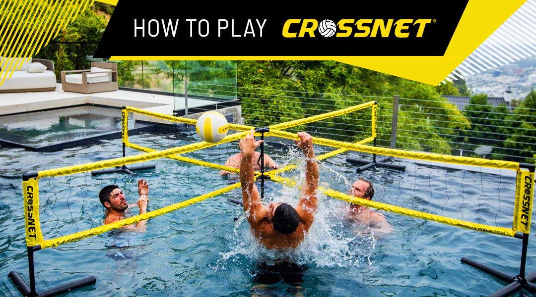 How to Play CROSSNET