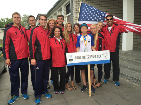 coach and train Team USA for the World University Games in Parnu, Estonia