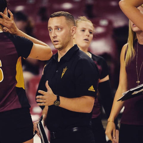 Kyle Breitbarth   Volunteer Assistant Volleyball Coach   Arizona State University