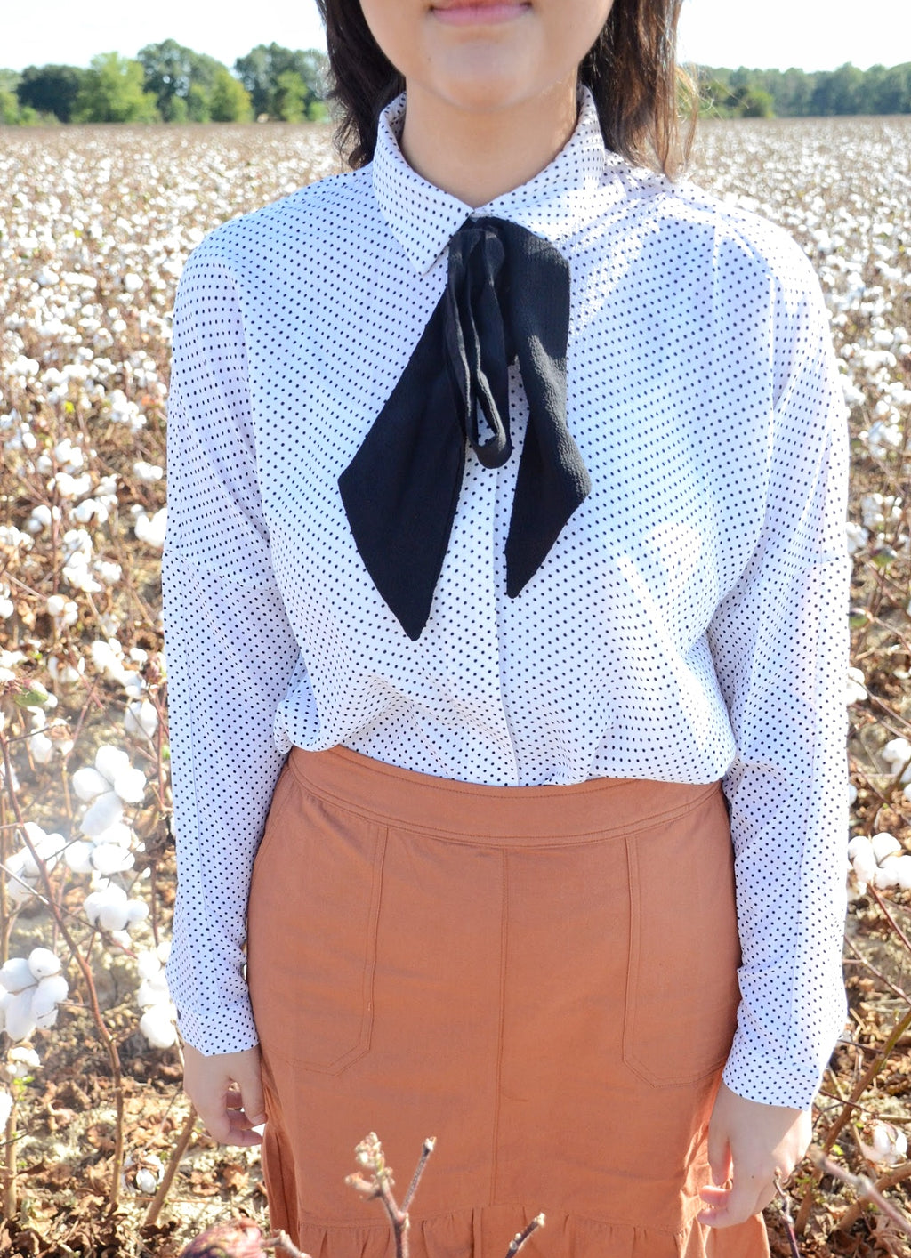 *FINAL SALE* The Parisian Blouse