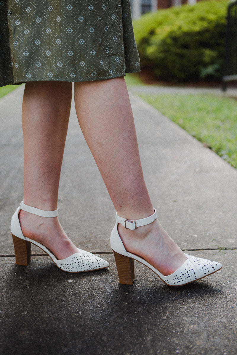 The Hayden Detail Heels