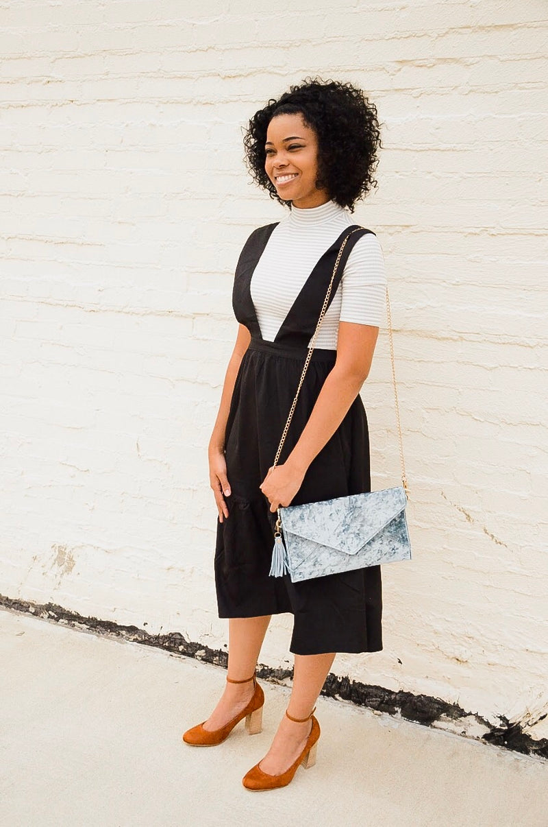 The Nora Geometric A-line Dress