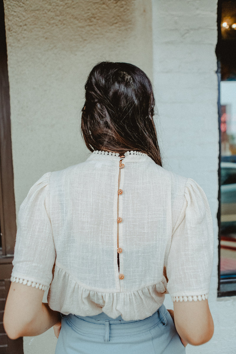 Tropaz Embroidered Blouse