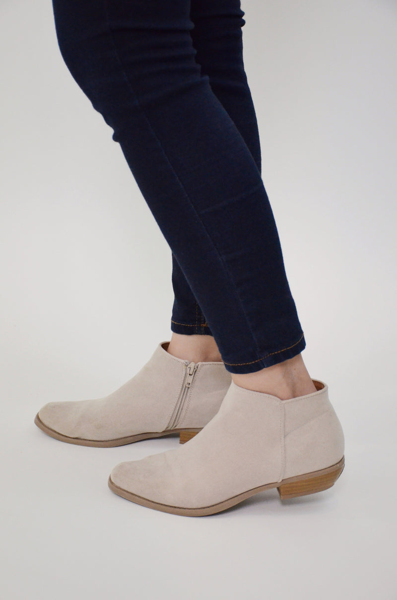 *FINAL SALE* The Joanna Booties