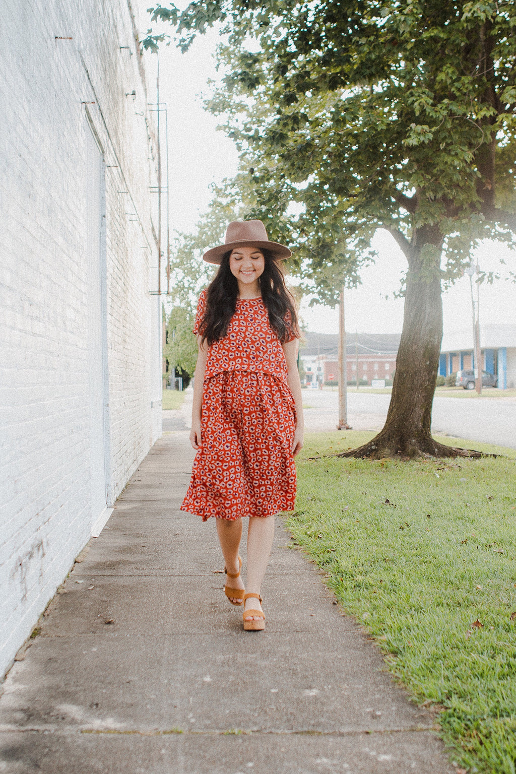 Brighton Spotted Dress