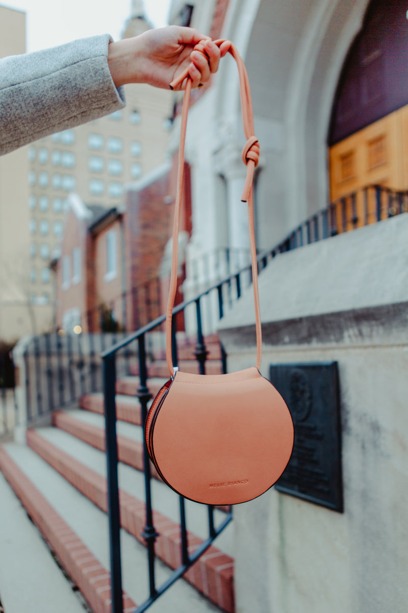 Barkley Handbag in Peach