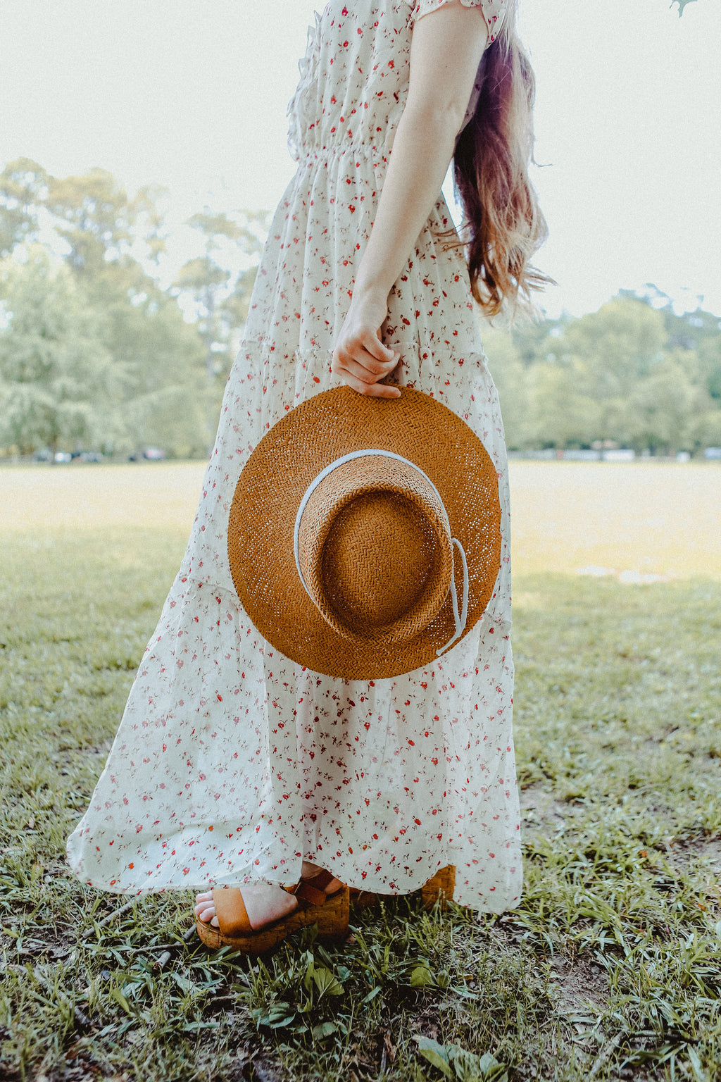 Cullen Straw Hat in Natural