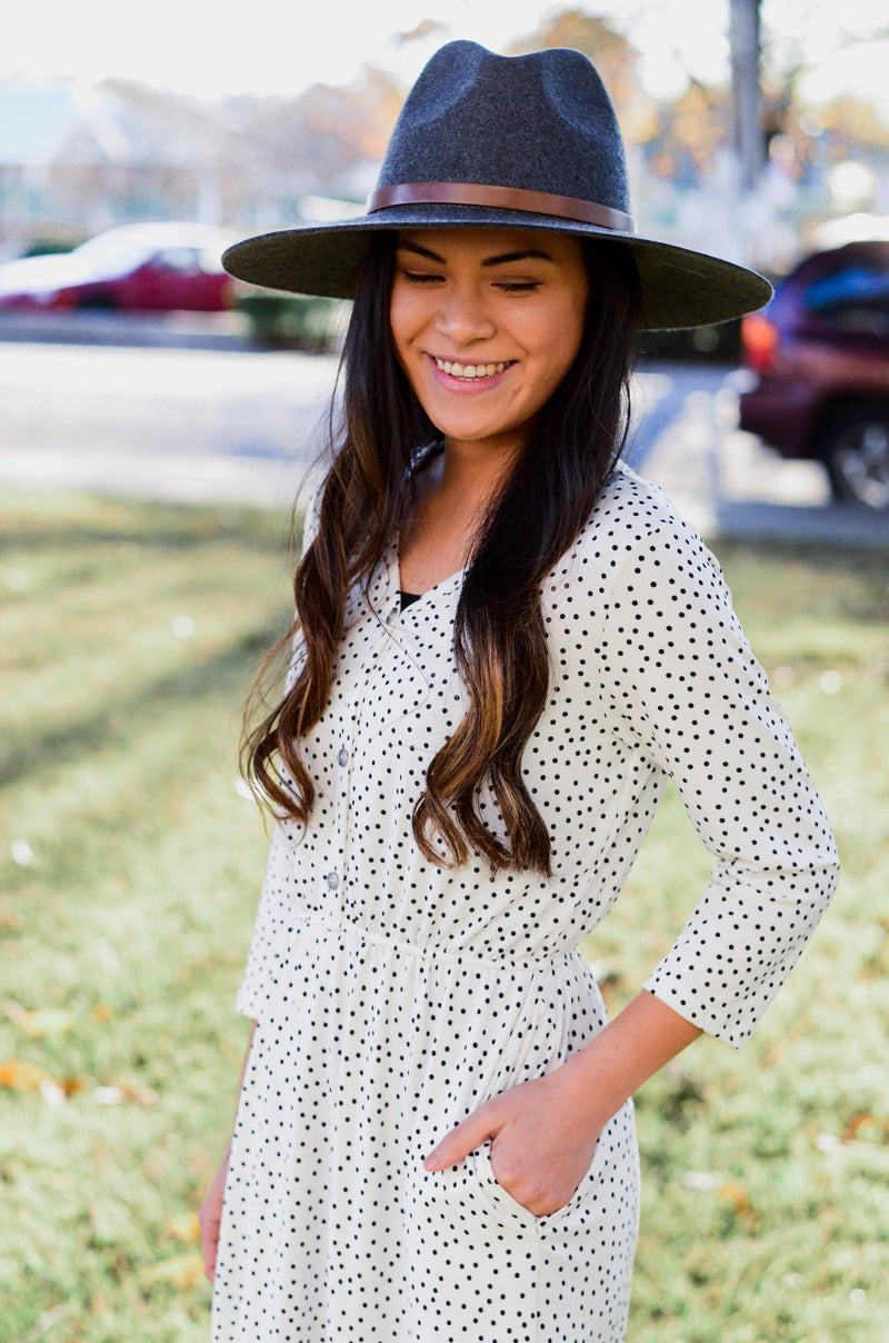 The Knoxville Polka Dot Dress