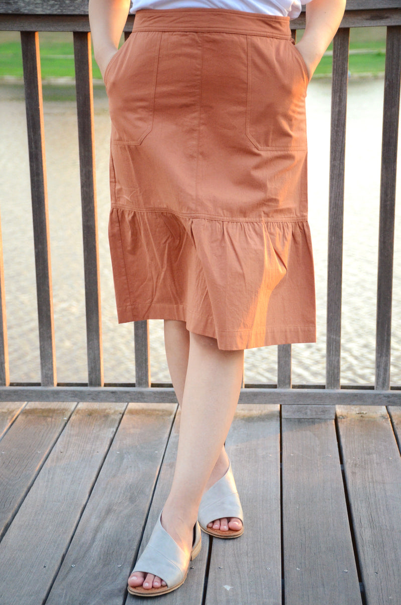 *FINAL SALE* On The Pier Skirt