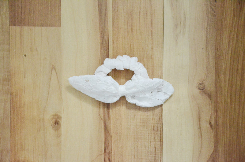 Say You Love Me Lace Hair Bow