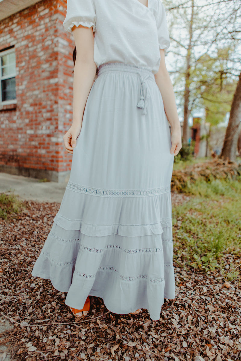 Esten Ribbed Skirt