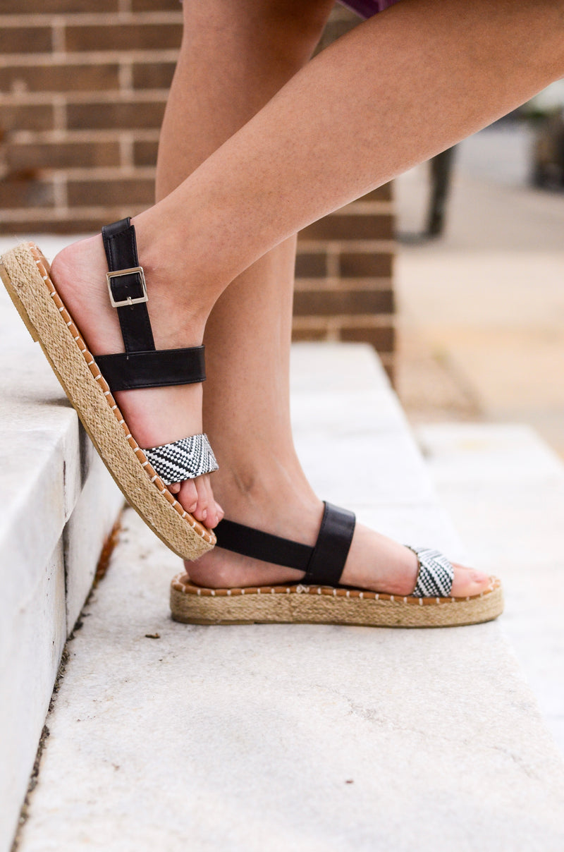 The Alyse Platform Sandals