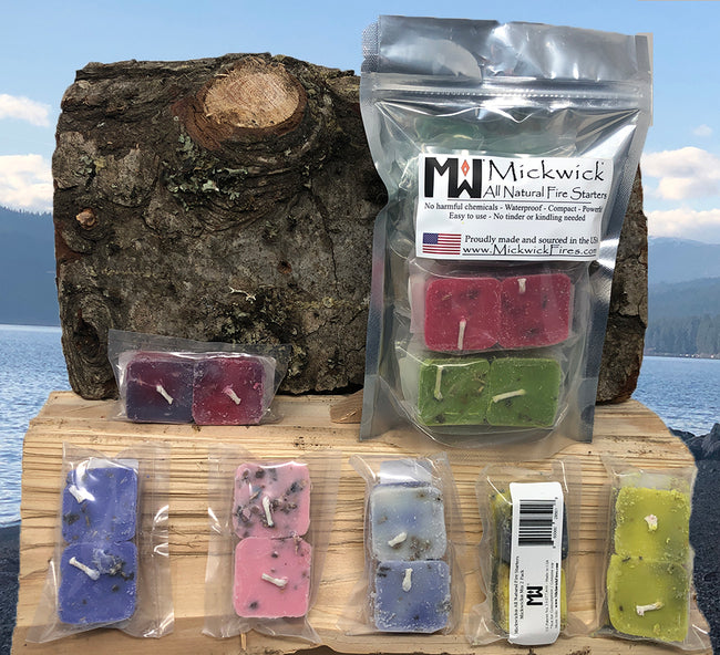 Mickwick® Mix Pouch