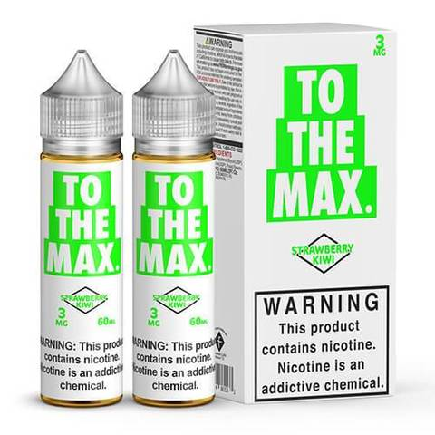 TO THE MAX | Strawberry Kiwi 120ML eLiquid