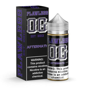 FLAWLESS OG | Aftermath 100ML eLiquid