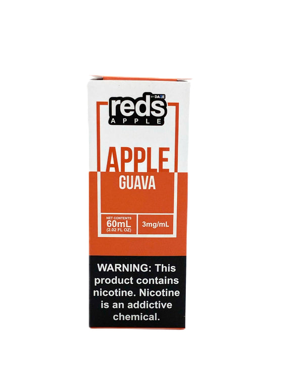 REDS APPLE | Apple Guava 60ml