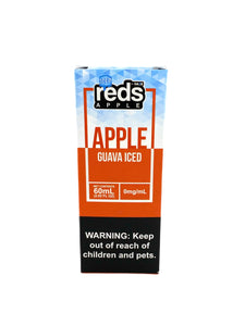REDS APPLE | Apple Guava Iced 60ml
