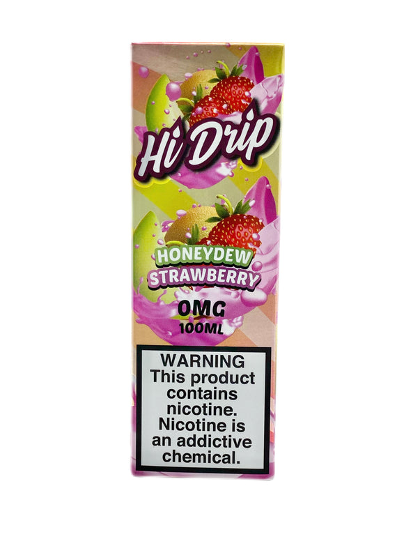 HI DRIP | Honeydew Strawberry 100ml