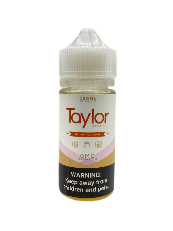TAYLOR | Honey Crunch 100ml