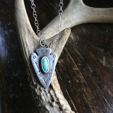 I Must Go Arrowhead Necklace