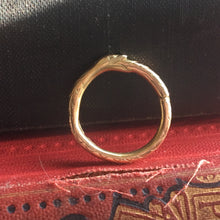 ourobouros split ring
