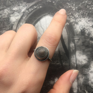 Toadstone Stacking Ring - Size 5.75/6