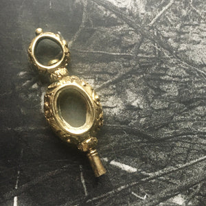 antique watch key
