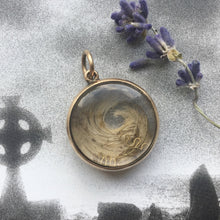 Georgian locket