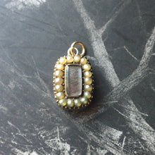 georgian pendant
