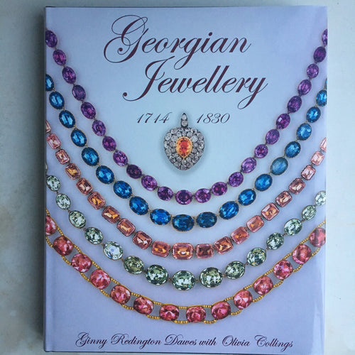 Georgian Jewellery book