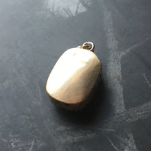 Antique Georgian Mourning Locket Pendant