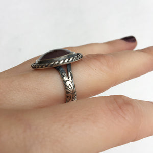 Deep, Dark Woods Ring - Size 6.25