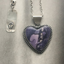 Scourged Heart Necklace