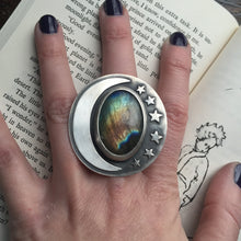 The Space Oddity ring