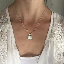 Mini Planchette Necklace