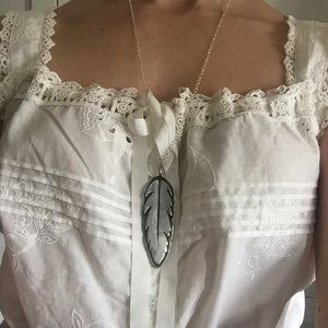 Find The Others Feather Necklace