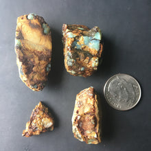 turquoise rough