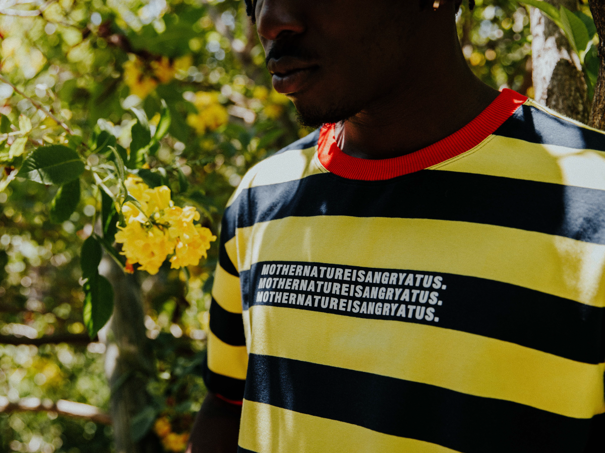 Serenede Menswear Divine Timing Collection 3 Lookbook 2018