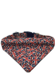 Union Jack Collar Bandana
