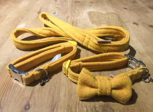 Mustard Harris Tweed