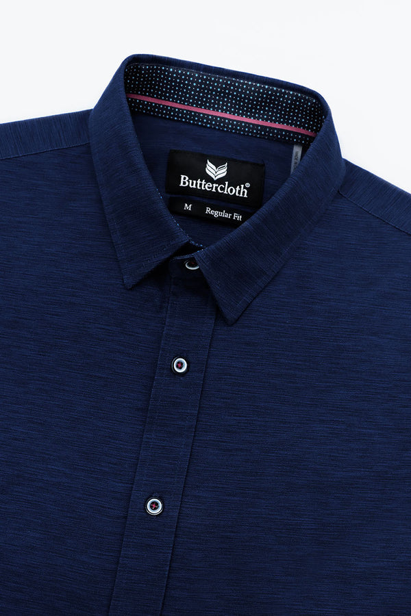 One Step Up In Heather Navy
