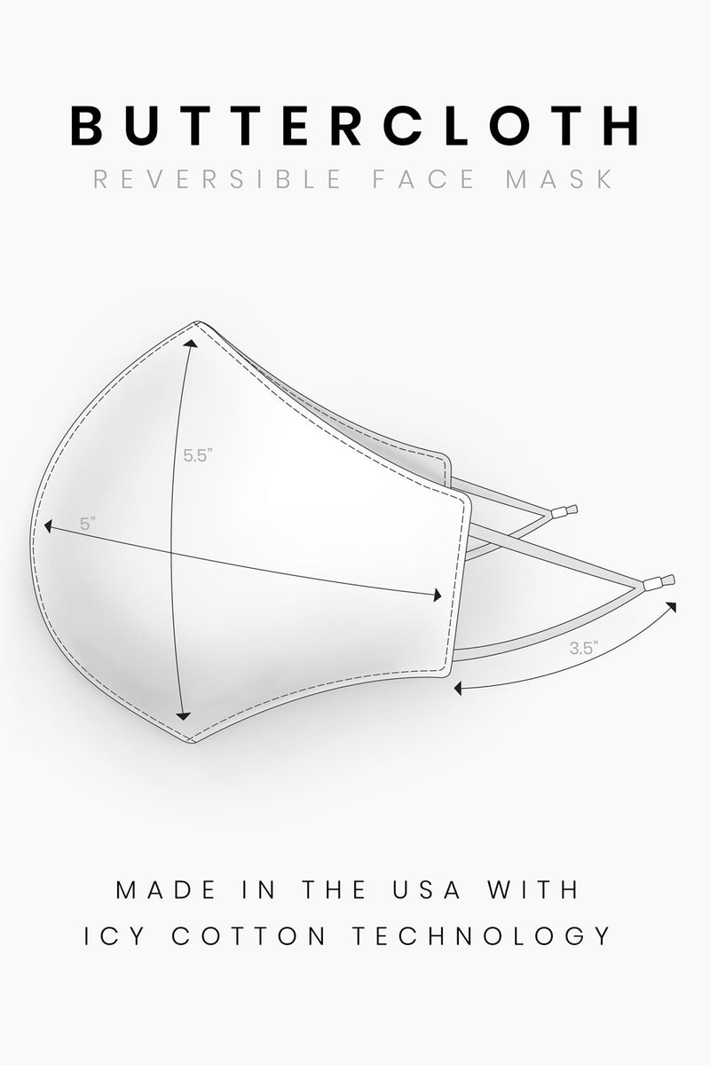 Face Mask - Dark Story Design-Final Sale